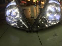 Продам крутые фары на Фита Fit GD 1 ходовой огонь Порш Каен !. Porsche Cayenne