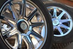 Chrysler. 7.5x18, 5x114.30, 5x115.00, ET24