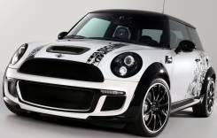 Обвес кузова аэродинамический. Mini Cooper