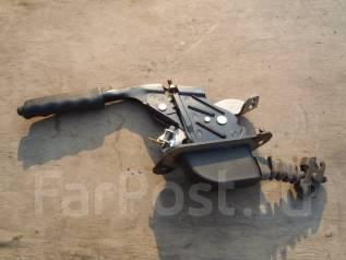 Ручка ручника. Suzuki Jimny Wide, JB33W Двигатель G13B
