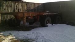 Чмзап 9337. Продам полуприцеп контейнеровоз, 23 000 кг.