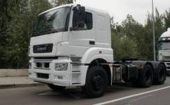 Камаз 65206. -001-68 (T5) тягач Евро 5, 11 970 куб. см., 16 500 кг.