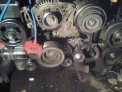 Двигатель в сборе. Subaru Legacy Двигатель EJ20