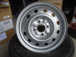RS Wheels. 6.0x15, 4x114.30, ET45, ЦО 67,1 мм.