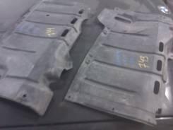 Защита двигателя. Toyota Vista, SV30 Toyota Camry, SV30 Двигатели: 4SFI, 4SFE, 4S