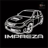 Наклейка. Subaru Impreza, GJ3, GP6, GJ2, GP3, GP2, GP7, GJ6, GJ7, GPE Двигатели: FB16, FB20