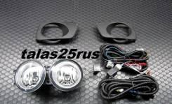 Фара противотуманная. Toyota Corolla Fielder, NZE141G, NZE144G, ZRE142G, ZRE144G