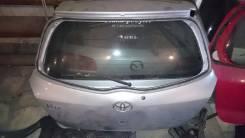 Дверь багажника. Toyota Vitz, KSP90