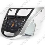 Штатная магнитола для Hyundai Verna, Accent, i25, Solaris Winca s100