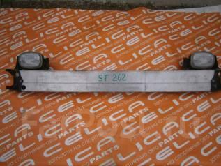 Жесткость бампера. Toyota Celica, ST202, ST202C