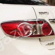 Накладка на стоп-сигнал. Toyota Corolla, NRE180, ZRE182, ZRE172, ZRE181, NRE160, NDE160, ZRE161 Двигатели: 1NRFE, 2ZRFE, 1ZRFE, 1NDTV, 2ZRFAE, 1ZRFAE