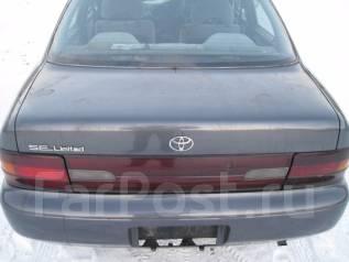 Крышка багажника. Toyota Sprinter, AE104, CE100, CE104, AE100, AE101, EE101 Двигатели: 5AFE, 2C, 4AFE, 4AGE, 4EFE