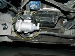 Установка предпусковых автомобильных электроподогревателей.