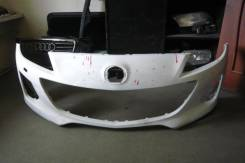 Бампер передний на Mazda 6 2010 год.