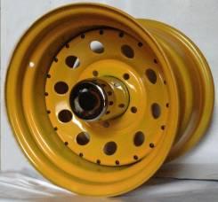 Steel Wheels. 7.0x15, 5x139.70, ET0, ЦО 110,0мм.