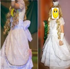 Платья карнавальные.