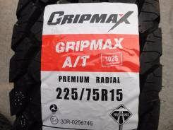 Gripmax. Грязь AT, 2014 год, без износа, 1 шт