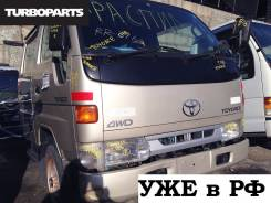 Кабина. Toyota Toyoace Toyota Dyna Toyota ToyoAce, LY162 Двигатель 5L