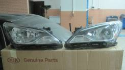 Фары Hyundai Solaris NEW 2014-2015