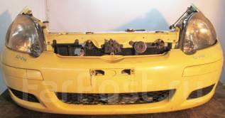 Ноускат. Toyota Vitz, NCP13, SCP13, SCP10, NCP15, NCP10 Двигатели: 1NZFE, 2SZFE, 1SZFE, 2NZFE