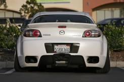 Бампер. Mazda RX-8. Под заказ