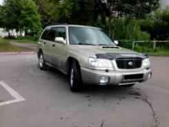 Subaru Forester. Птс subaru forester sf5 левый руль с железом