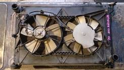 Радиатор охлаждения двигателя. Toyota Opa, ACT10 Двигатель 1AZFSE