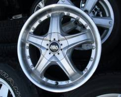 ASA Wheels. 7.0x17, 4x114.30, 5x114.30, ET42