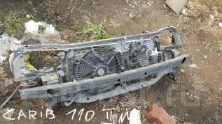 Рамка радиатора. Toyota Sprinter Carib, AE111G