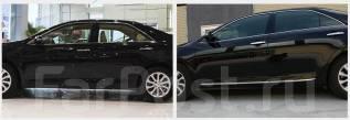 Накладка на дверь. Toyota Camry, ACV51, ASV50, AVV50, GSV50 Двигатели: 1AZFE, 2ARFE, 2ARFXE, 2GRFE