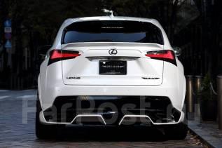 Обвес кузова аэродинамический. Lexus NX300h Lexus NX200t