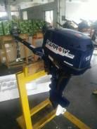 Лодочный мотор earrow 15 HP. 15,00л.с., 2х тактный, бензин, нога S (381 мм), Год: 2015 год