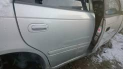 Дверь багажника. Toyota Caldina, ST215G Двигатель 3SFE