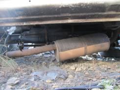 Насадка на глушитель. Mitsubishi Pajero, V73W Двигатель 6G72