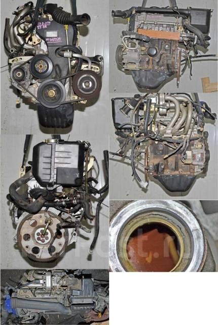Двигатель EF-ZL Daihatsu