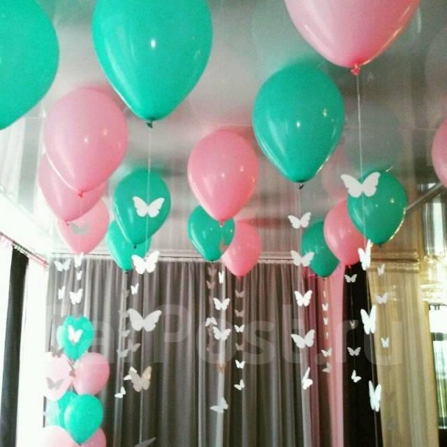 Воздушные шары с сюрпризами и приколами - подарок на все времена! Часть 1