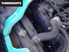 Радиатор охлаждения двигателя. Toyota Toyoace Toyota Dyna Toyota ToyoAce, LY162 Двигатель 5L