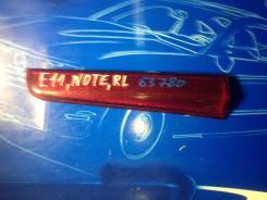 Стоп-сигнал. Nissan Note, E11, NE11, ZE11 Двигатели: HR16DE, HR15DE