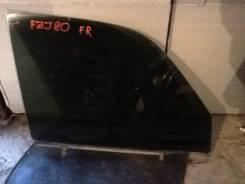 Стекло боковое. Toyota Land Cruiser, FZJ80