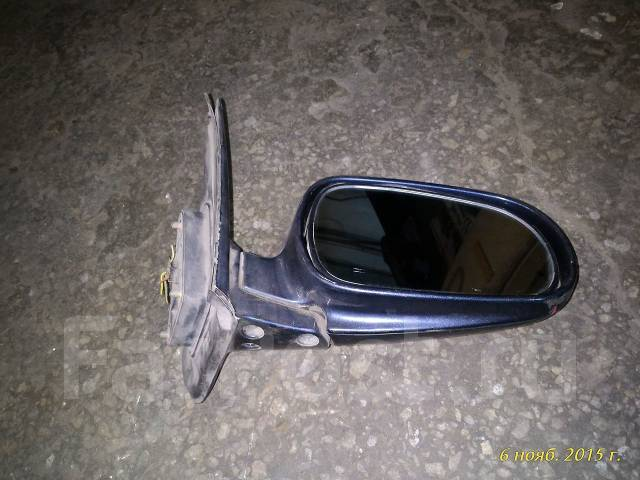 Зеркало заднего вида боковое. Honda Domani