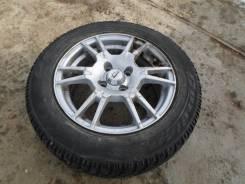 Одно литое колесо на ваз. x14 4x98.00