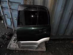 Дверь задняя левая Suzuki Escudo 1999г