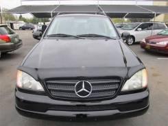 Mercedes-Benz ML-Class. W163, M112
