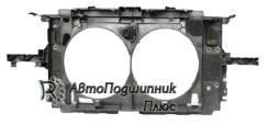 Рамка радиатора. Infiniti G25, V36 Infiniti G37, V36 Infiniti G35, V36 Nissan Skyline, V36, PV36, NV36, CKV36, KV36 Двигатели: VQ25HR, VQ35HR, VQ37VHR