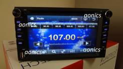 Мультимедиа Универсальный /SD /TV/USB, DVD, MP3/Блютуз (178-100мм. )