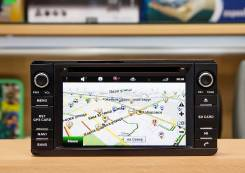 Автомагнитола Mitsubishi Outlander+Новый Pajero Sport. GPS/DVD/USB/TV.