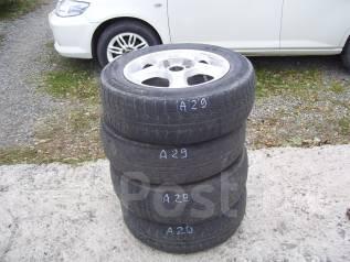 Комплект универсального литья R-15, с резиной 195/65. 6.0x15, 4x114.30, 5x114.30, ЦО 59,0мм.