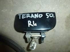 Ручка двери внешняя. Nissan Terrano, TR50, LR50, LUR50, PR50, RR50 Двигатели: ZD30DDTIWB, QD32TI, TD27TI, VQ35DE, ZD30DDTIRB, VG33E