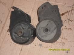 Подушка коробки передач. Mitsubishi Pajero Mini Двигатель 4A30