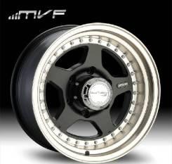 MVF. 8.0x16, 5x139.70, 6x139.70, ET-32, ЦО 110,5мм. Под заказ